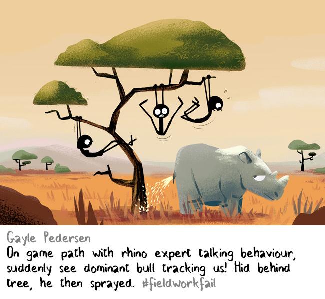 rhino fieldworkfail