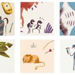 News of February + Illustration process